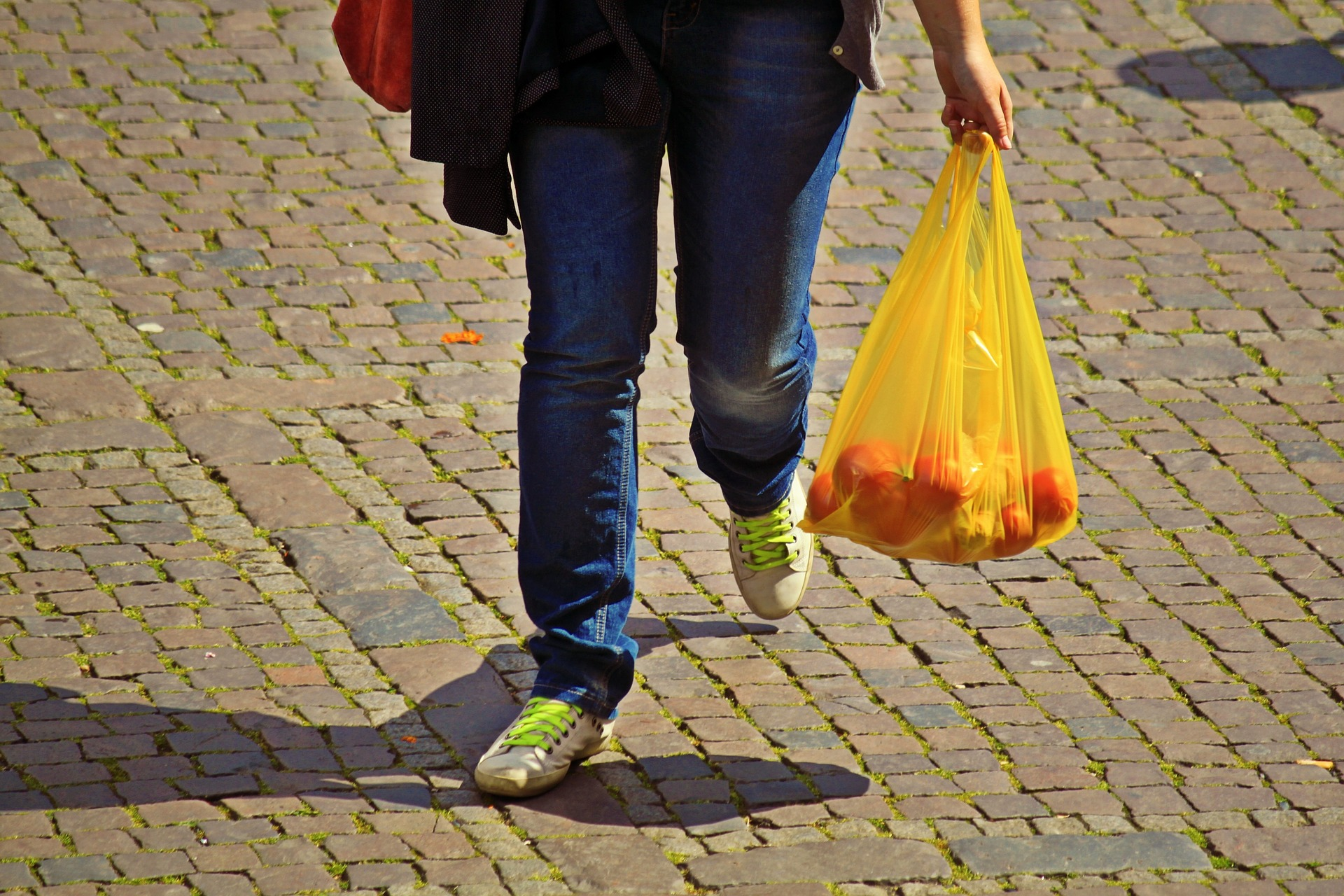 Fin a las bolsas de plástico